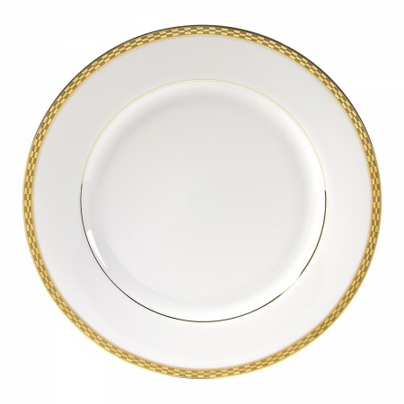 "10 Strawberry Street ATH-24G Athens Gold Charger Plate 12""  - 12 pcs"