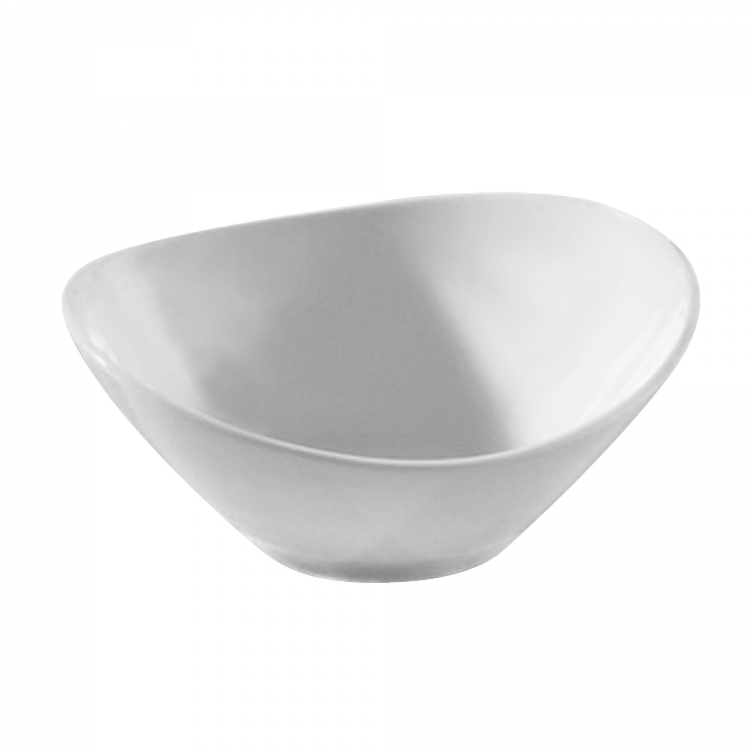 10 Strawberry Street AUR-7 16 oz. Aurora Square Contour Bowl