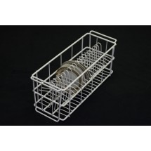 10 Strawberry Street BB20 20 Compartment Rack for Bread and Butter Plates - 6 pcs