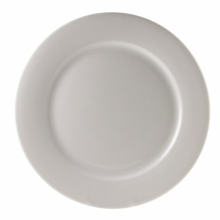"10 Strawberry Street BISTRO-1 10-5/8"" White Dinner Plate"
