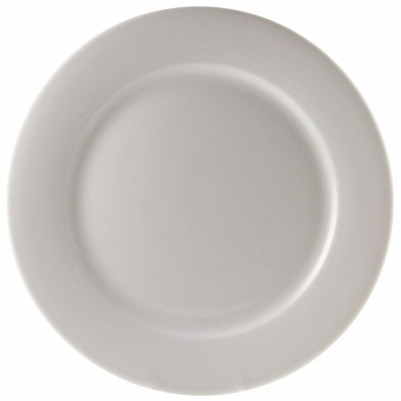 """10 Strawberry Street BISTRO-24 White Charger Plate 12"""""""