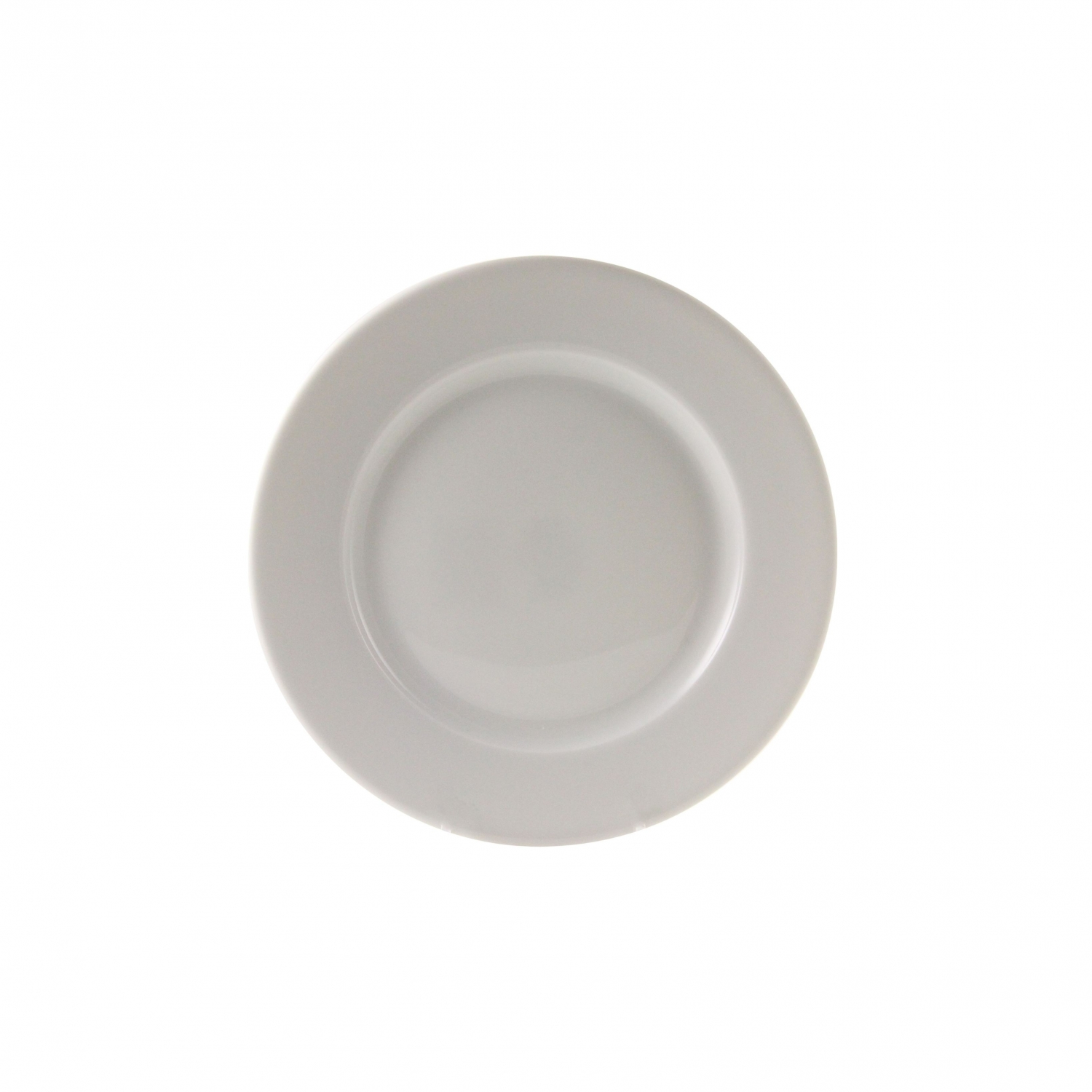 """10 Strawberry Street BISTRO-5 6"""" White Bread and Butter Plate"""