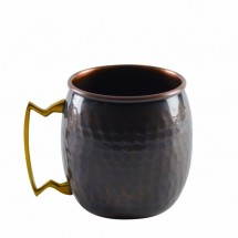 10 Strawberry Street COP-MUGANT 17 oz., Antique Copper Mug - 32 pcs