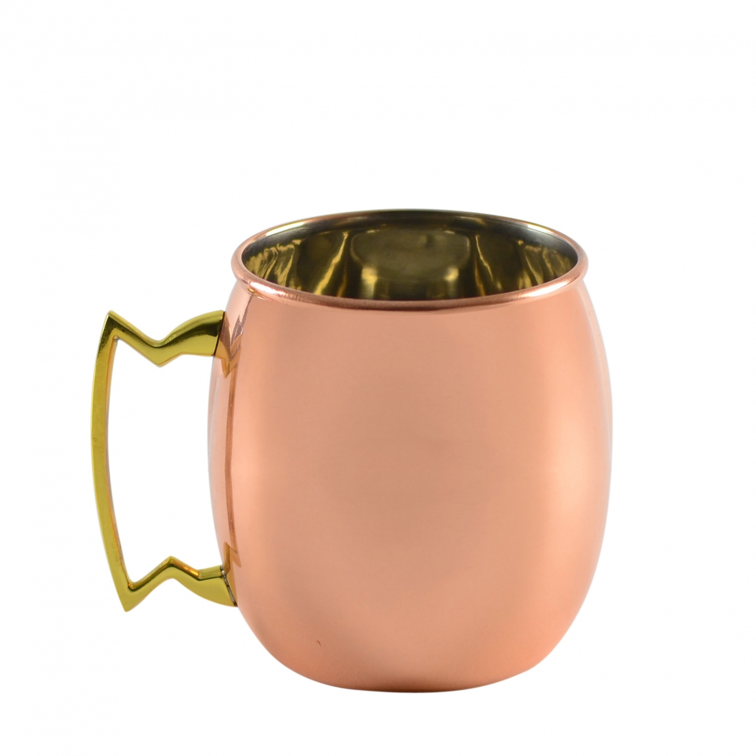 10 Strawberry Street COP-MUGCLSC 17 oz., Classic Copper Mug - 32 pcs