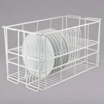 10 Strawberry Street DIN20 20 Compartment Rack for Dinner Plates - 4 pcs