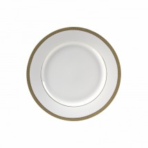 "10 Strawberry Street LUX-4G 8"" Luxor Gold Salad / Dessert Plate"