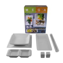 10 Strawberry Street MEGA-7ACC Mega 7-Pc Accessory Set - 3 pcs