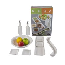 10 Strawberry Street MEGA-9ACC Mega 9-Pc Accessory Set - 3 pcs