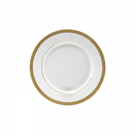 10 Strawberry Street PAR-5G Paradise Gold Bread and Butter Plate 7""