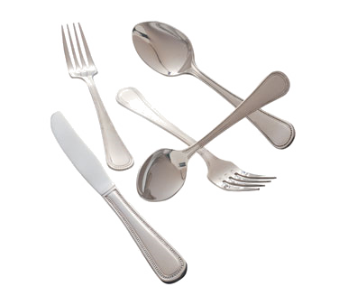 10 Strawberry Street PRL-SF Pearl Salad Fork - 12 pcs