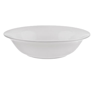 10 Strawberry Street RB0006 28 oz. Classic White Vegetable Bowl