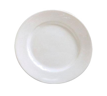 "10 Strawberry Street RB0008 8"" Classic White Salad / Dessert Plate"