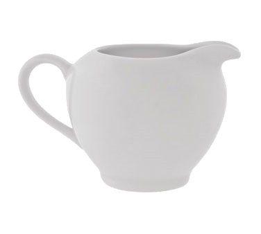 10 Strawberry Street RB0016 8 oz. Classic White Creamer