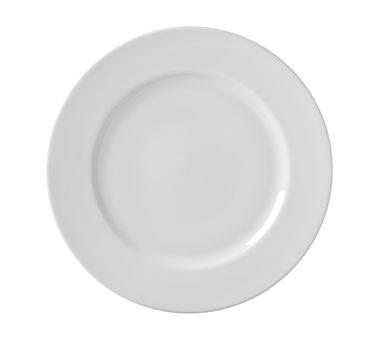 "10 Strawberry Street RB0024 12-1/4"" Classic White Charger Plate"