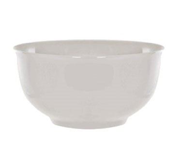 10 Strawberry Street RB0031 12 oz. Classic White Rice Bowl