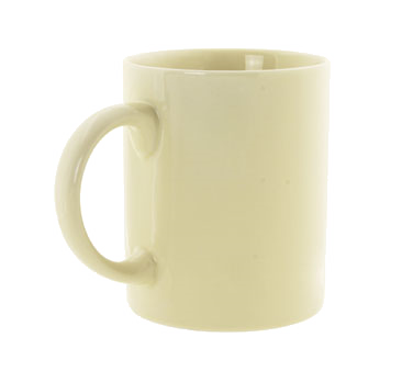 10 Strawberry Street RCR0028 Royal Cream Coffee Mug  8 oz.
