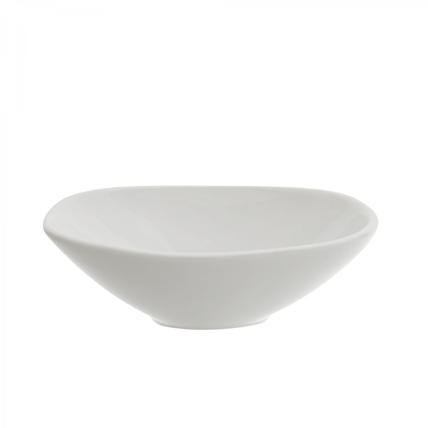 10 Strawberry Street RVL0031 Royal Oval White Bowl 7 oz.