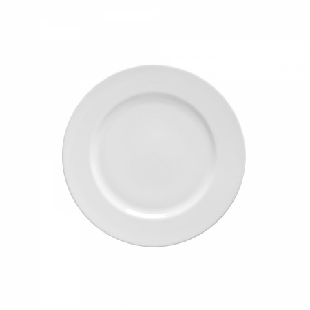 """10 Strawberry Street RW0005 Royal White Bread and Butter Plate 7"""""""