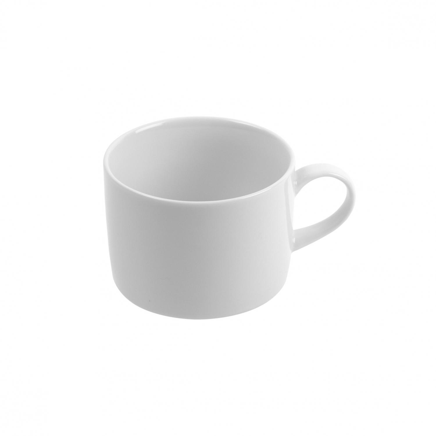 10 Strawberry Street RW0009-C Royal White Can Cup 8 oz.