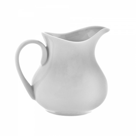 10 Strawberry Street RW0016 Royal White Creamer 9 oz.