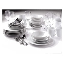 10 Strawberry Street SAM-80PCRD 80-Piece Dinnerware Combo Set - 1 case