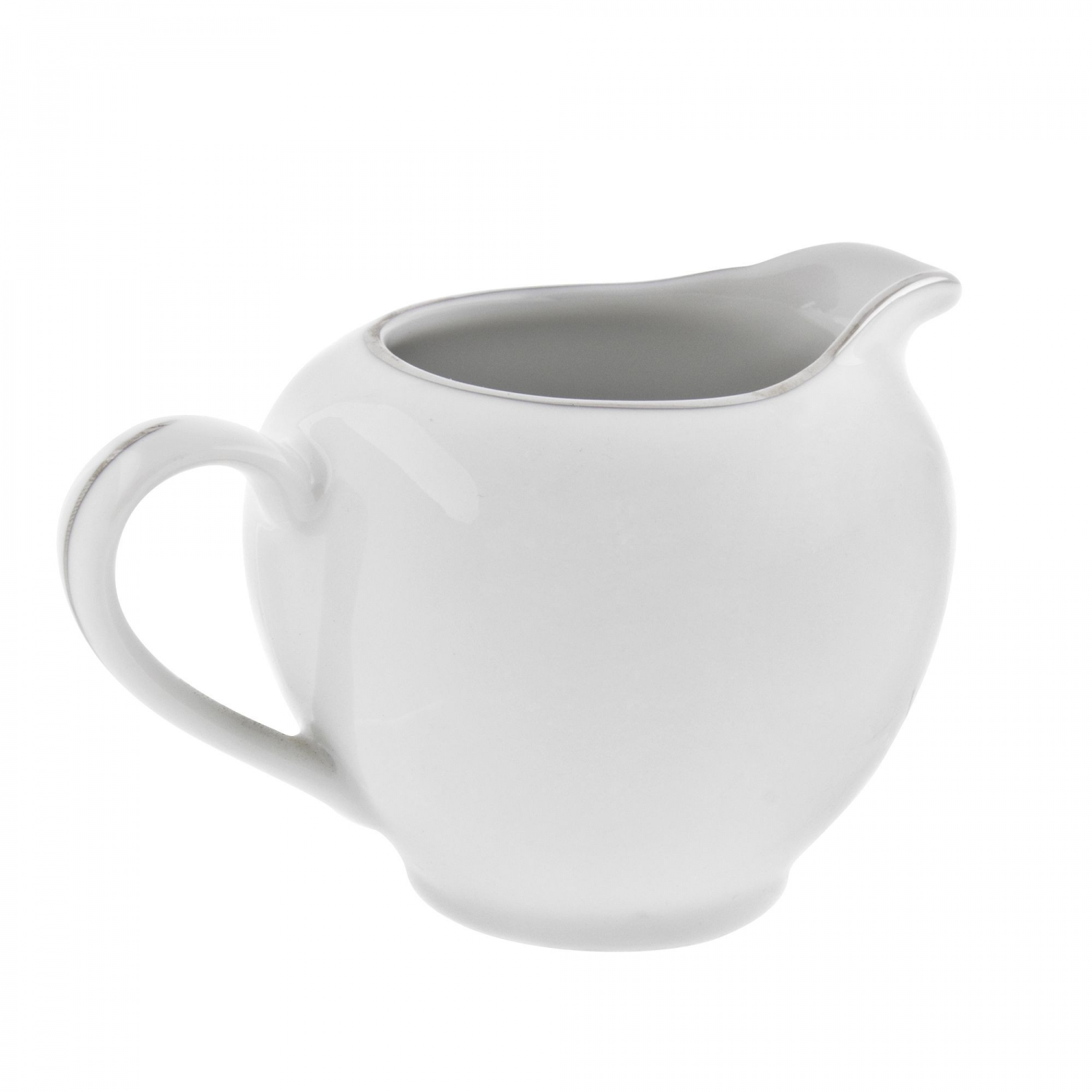 10 Strawberry Street SL0016 Silver Line Creamer 8 oz.