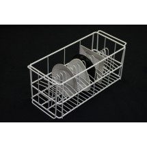 10 Strawberry Street SLD20 20 Compartment Rack for Salad / Dessert Plates - 6 pcs