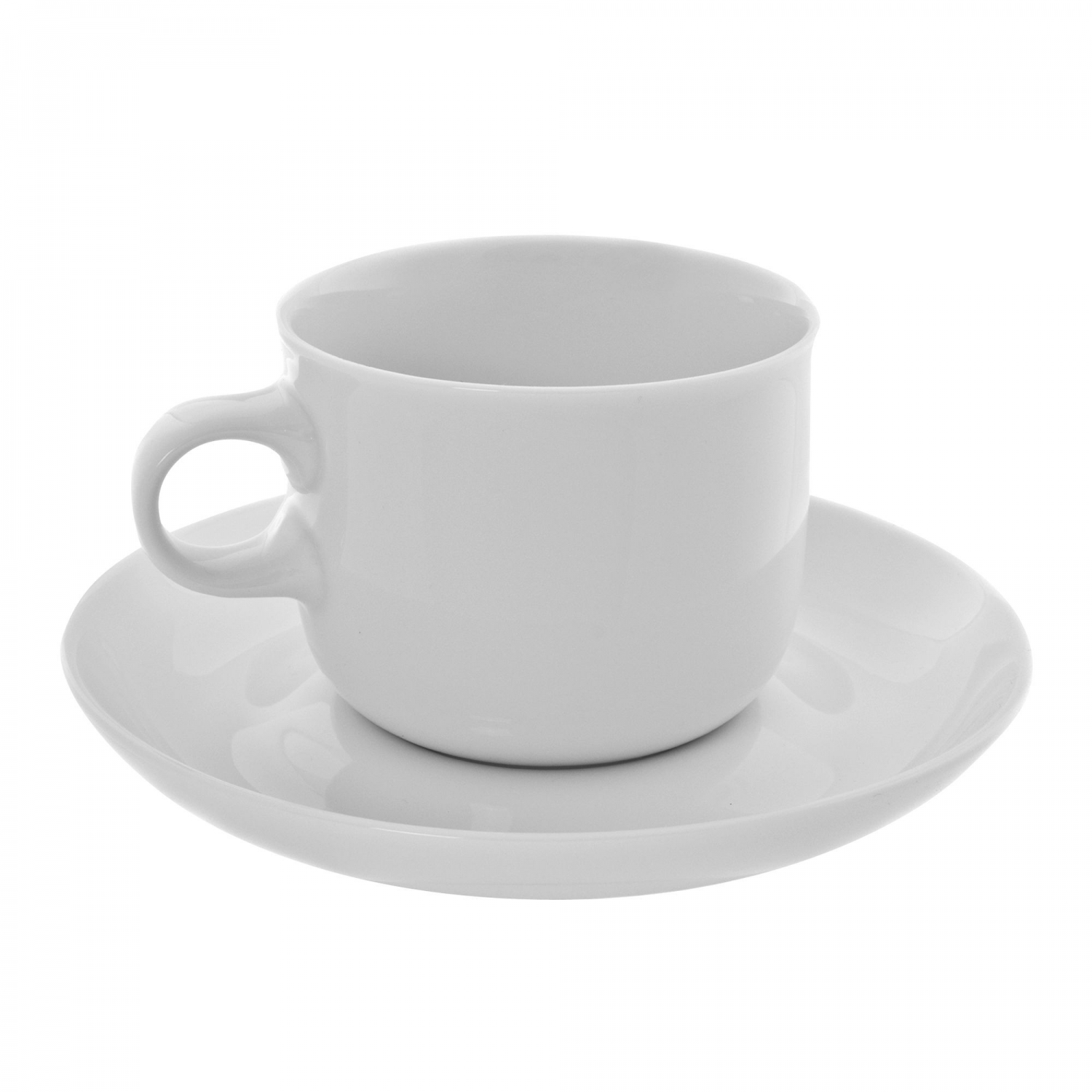 10 Strawberry Street TAV-9 Taverno Cup and Saucer 6 oz.