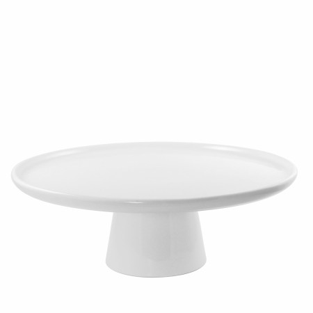 """10 Strawberry Street WTR-10CAKESTND Whittier Cake Stand with Foot 10"""""""