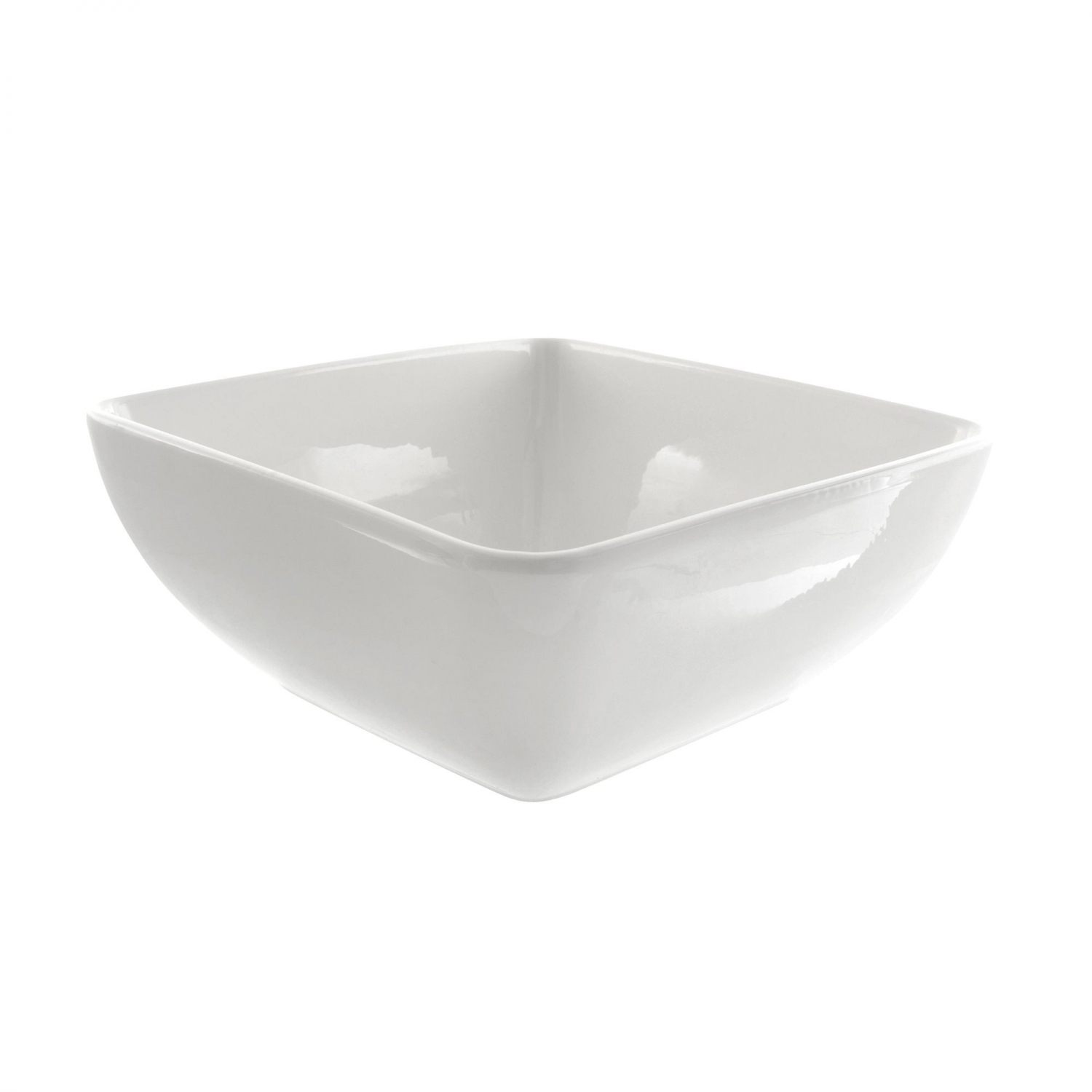 10 Strawberry Street WTR-10SQBWL Whittier Square Bowl 46 oz.