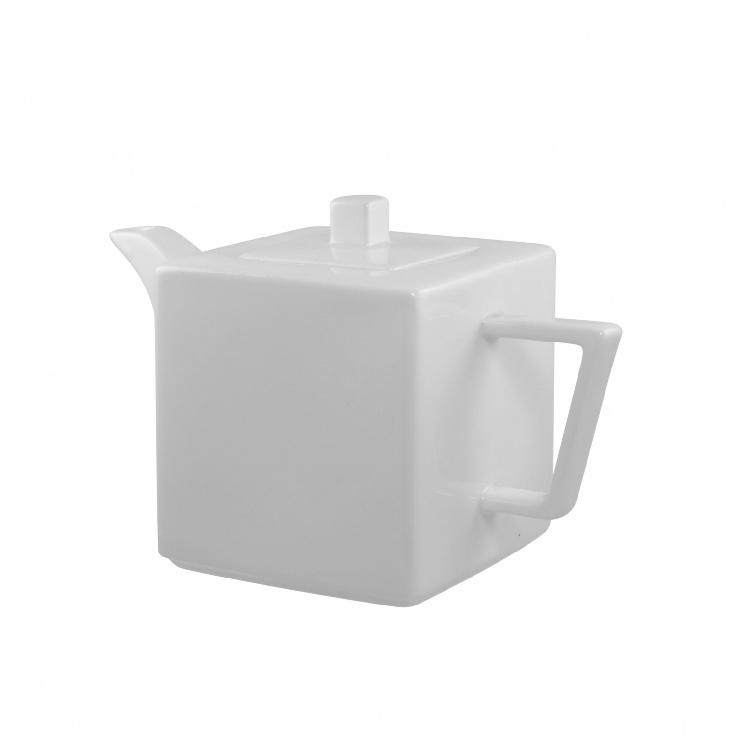 10 Strawberry Street WTR-14 Whittier Square Tea Pot 20 oz.