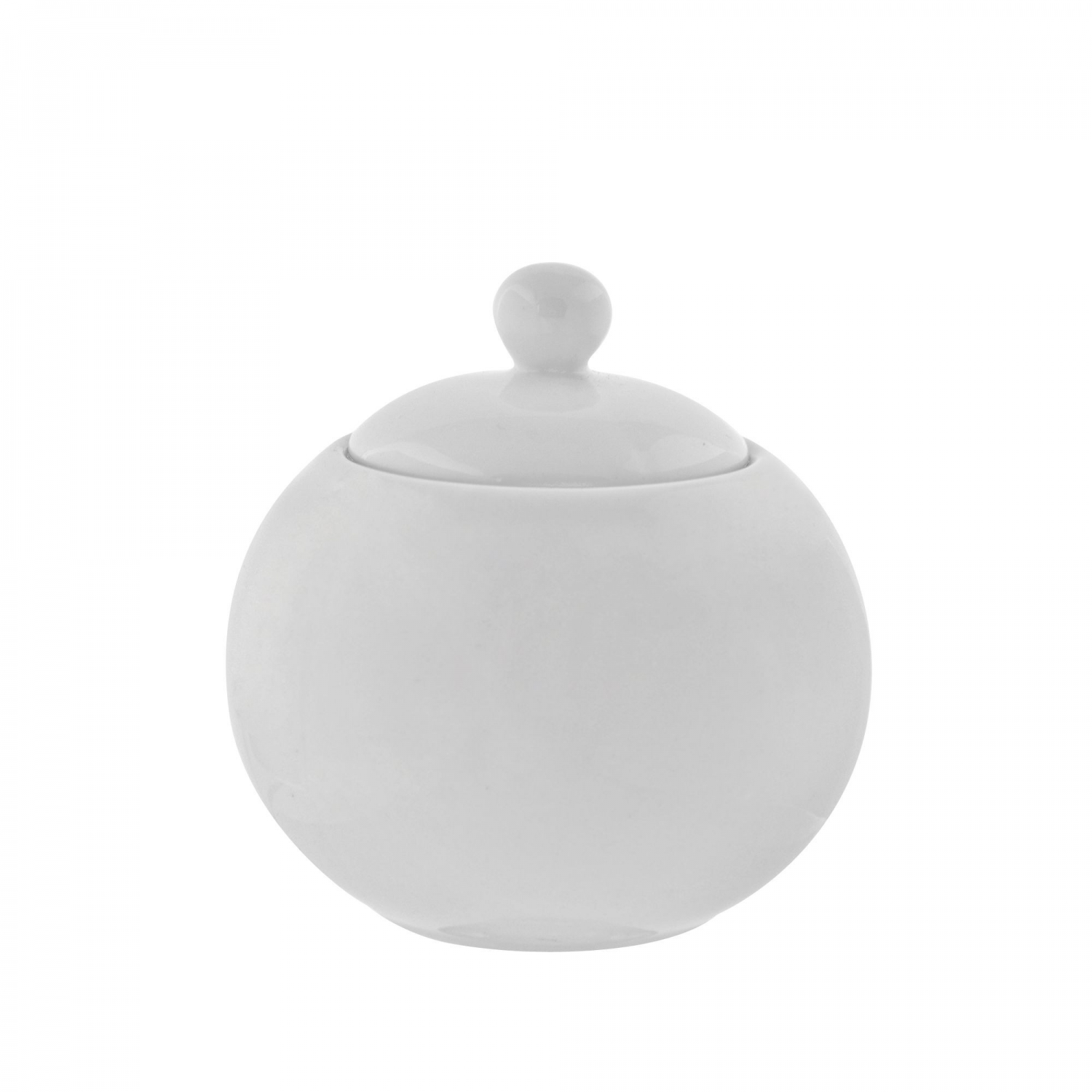 10 Strawberry Street WTR-18 Whittier Sugar Bowl with Cover 13 oz.