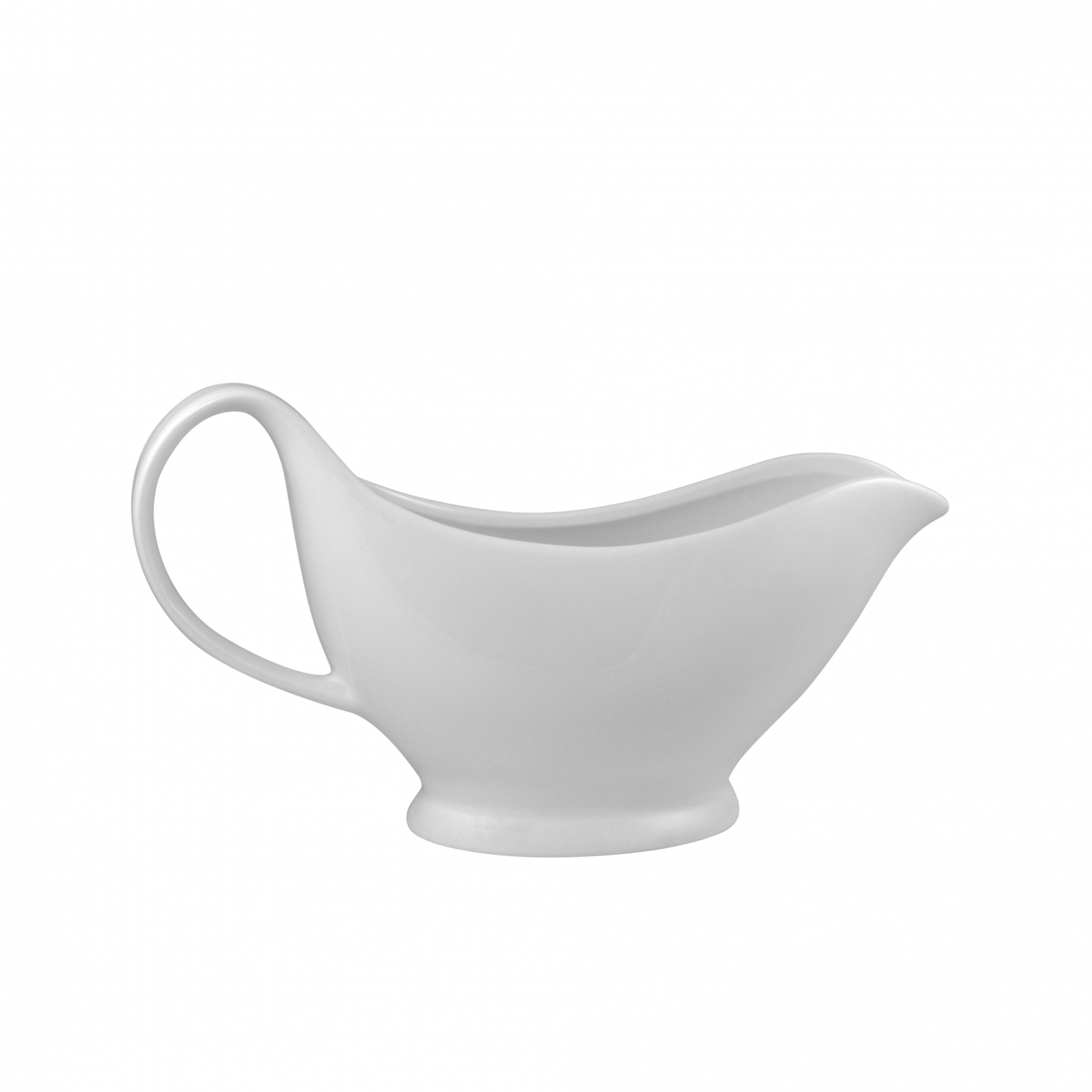 10 Strawberry Street WTR-25 Whittier Gravy Boat 16 oz.