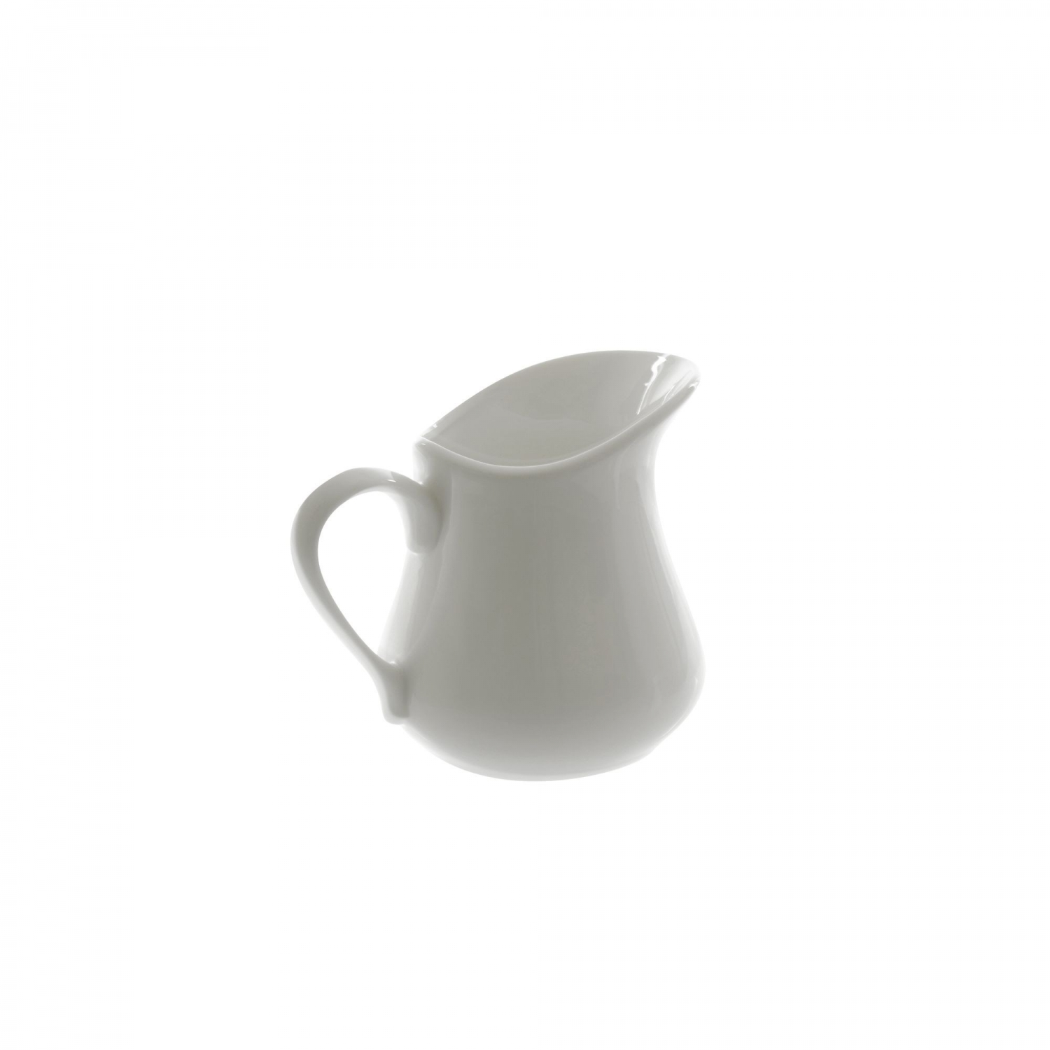10 Strawberry Street WTR-3JUG Whittier Milk Jug / Creamer 4 oz.