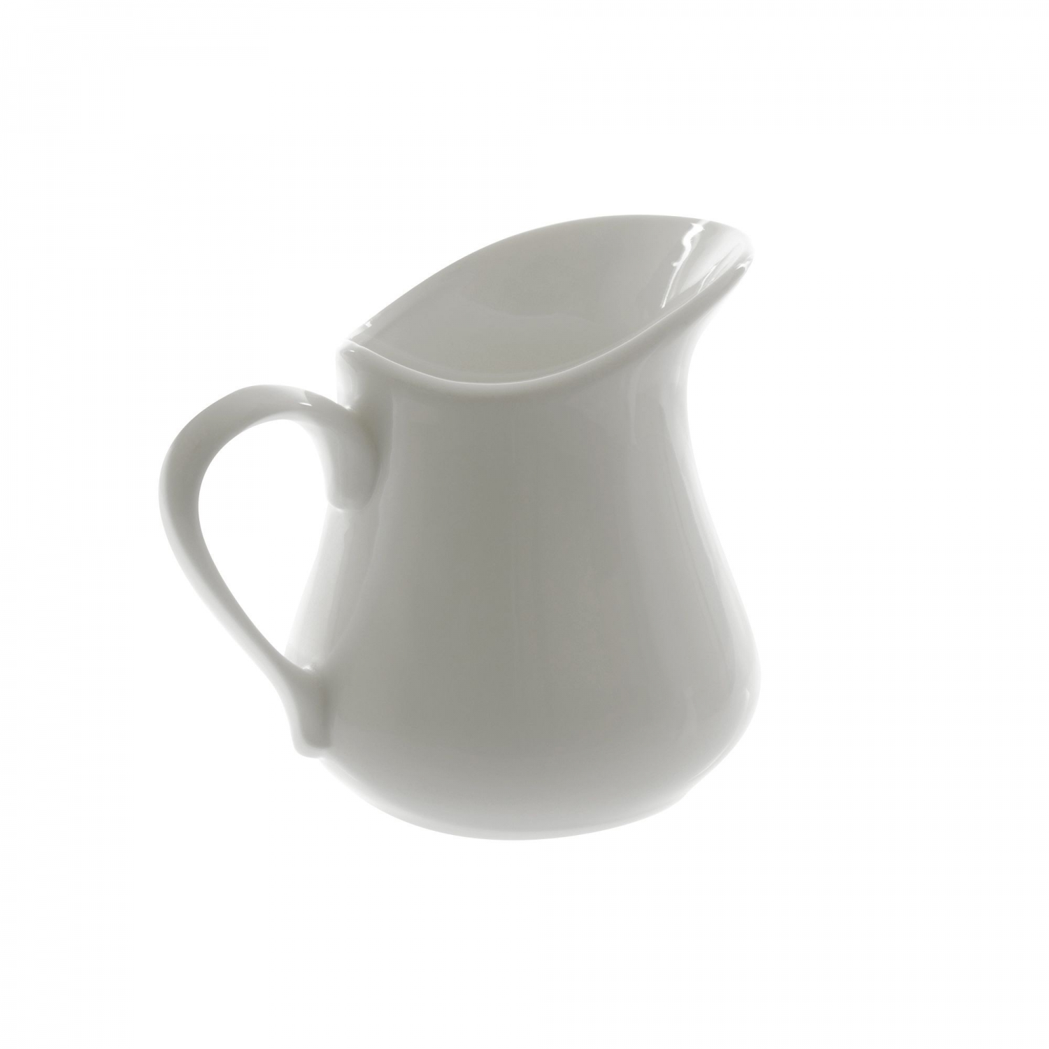 10 Strawberry Street WTR-45JUG Whittier Milk Jug / Creamer 12 oz.