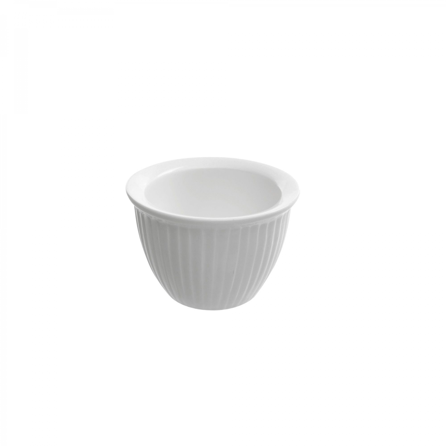 10 Strawberry Street WTR-4RDBKR Whittier Ramekin Cup 3-1/2""
