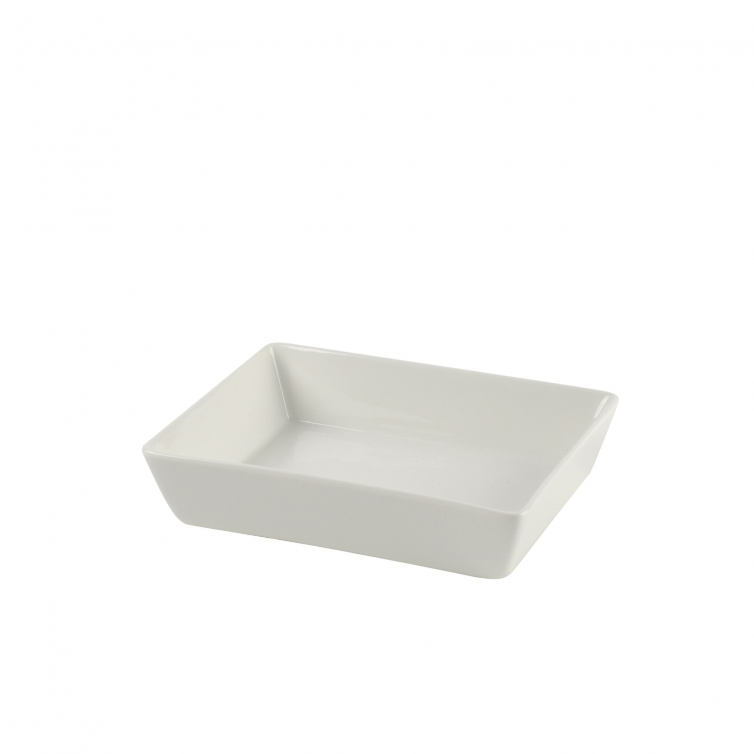 10 Strawberry Street WTR-56RECDSH Whittier Rectangular Platter 13 oz.