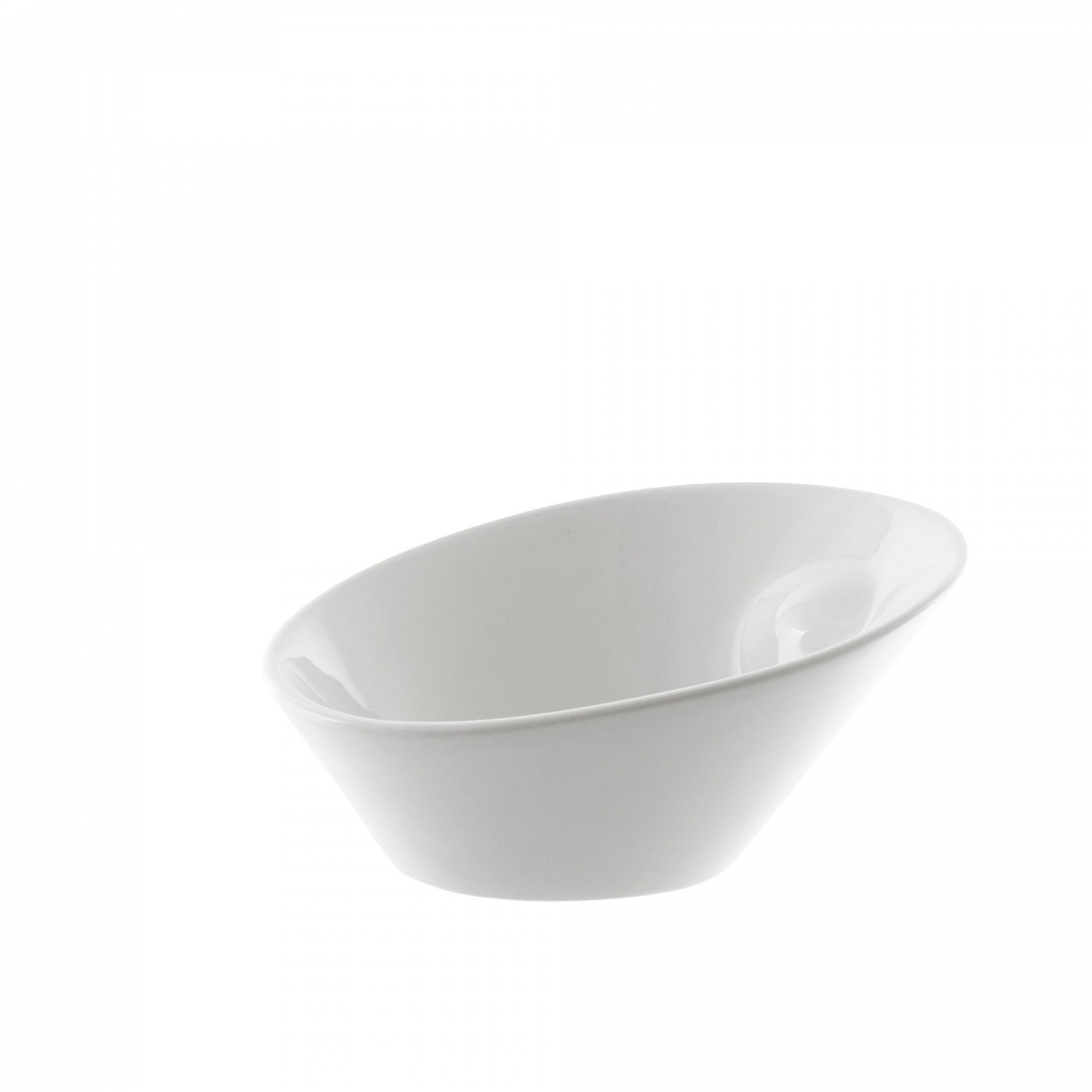 10 Strawberry Street WTR-8PNCHBWL Whittier Pinch Bowl 12 oz.