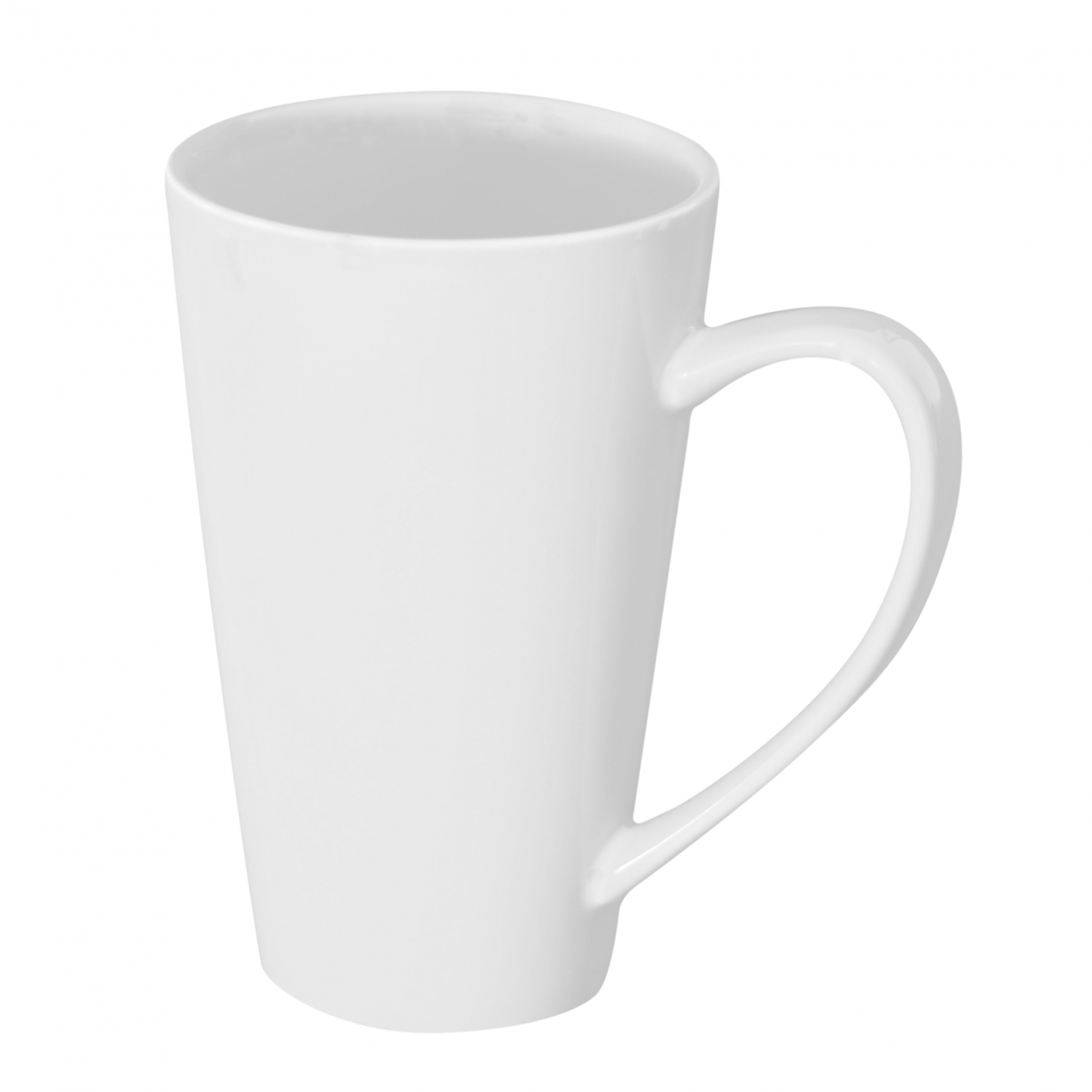 10 Strawberry Street XLMUG-WHT 24 oz. White Oversized Latte Mug - 12 pcs