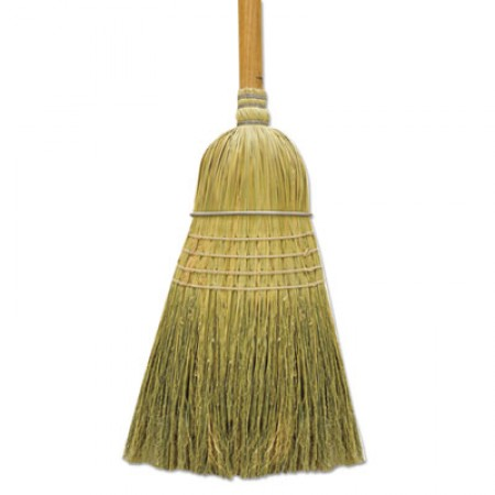 100% Corn Warehouse Brooms, 60