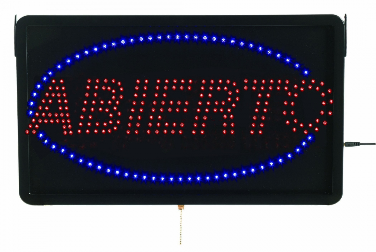 "Aarco Products ABI08L High Visibility Large LED ABIERTO Sign. 13""H x 22""W"