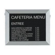Aarco-Products-BOFD1218L-Letter-Board-Message-Center-with-Aluminum-Frame-12-quot-H-x-18-quot-W