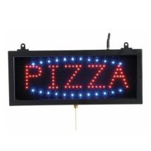 "Aarco Products PIZ01S High Visibility LED Pizza Sign , 6 3/4""H x 16 1/8""W"