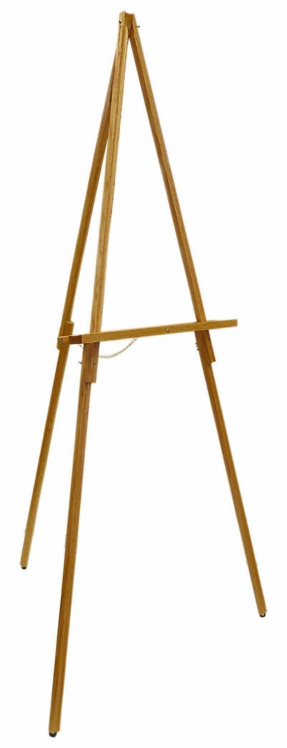 Aarco Products WE60 Solid Wood Display Easel