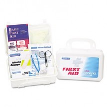 First Aid Kit for 25 People, 113 Pieces/Kit