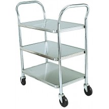 Adcraft-1624-3-Stainless-Steel-Utility-Cart