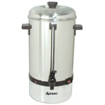 Adcraft CP-100 100 Cup Stainless Steel Coffee Percolator