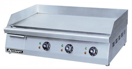 Adcraft GRID-30 Commercial Electric Flat Griddle 30
