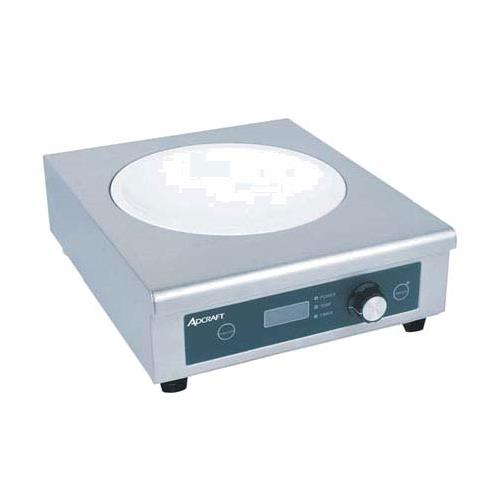 Adcraft IND-WOK120V Countertop Wok Induction Cooker