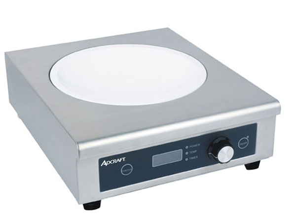 Adcraft IND-WOK208V Countertop Wok Induction Cooker
